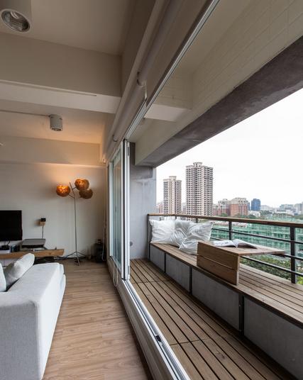 Taras, balkon czy loggia? fot.: AYA Living Group