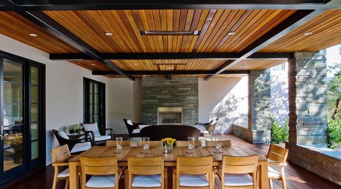 Taras, balkon czy loggia? fot.: Strening Architects